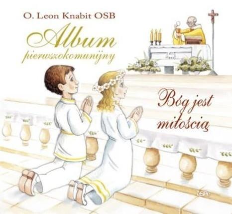 Leon Knabit Bóg jest miłością