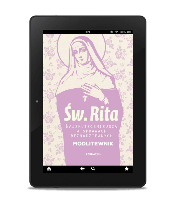 Św. Rita – Modlitewnik w sprawach beznadziejnych [EBOOK]