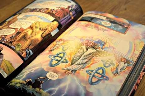 Wkurzony Pan Jezus. Biblia Komiks oczami Helenki