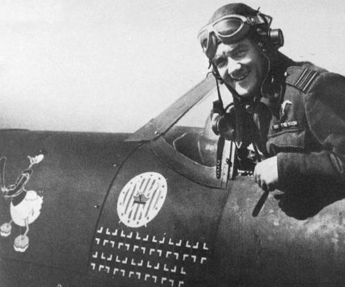 Jan Zumbach, as myśliwców