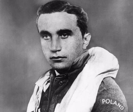 Josef František, zuchwały Czech