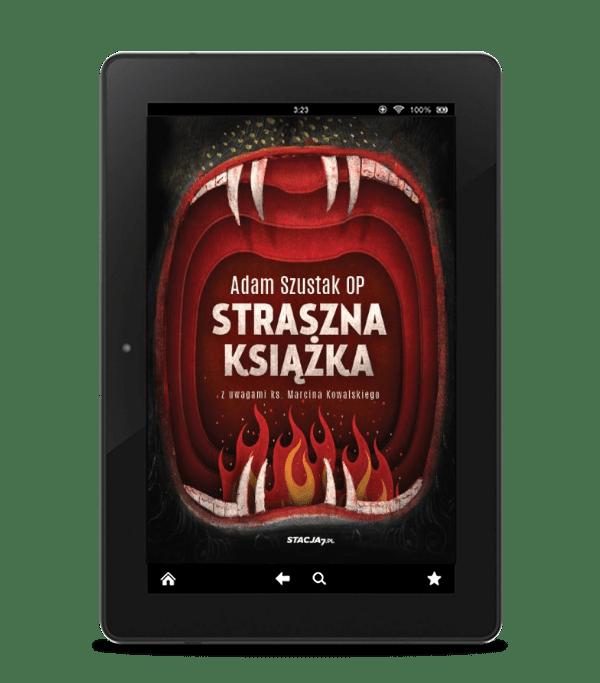 EBOOK Straszna książka – Adam Szustak OP