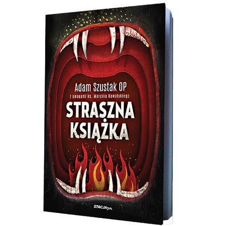 Straszna książka – Adam Szustak OP
