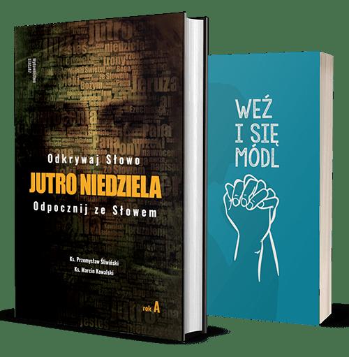 """Jutro Niedziela + Modlitewnik """"Weź isię módl"""""""