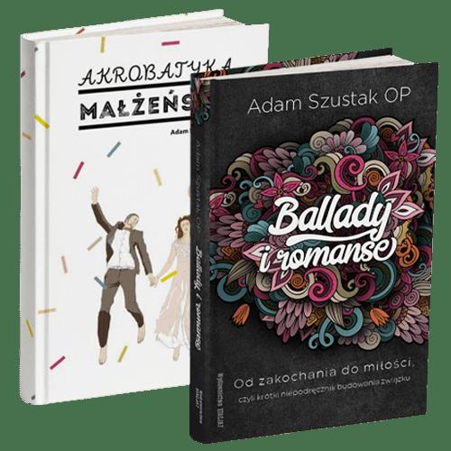 PAKIET NA DŁUGO Ballady i romanse + Akrobatyka małżeńska
