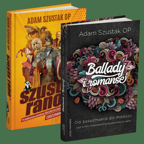 PAKIET PANDZIOCHOWY Ballady i romanse + Szusta rano