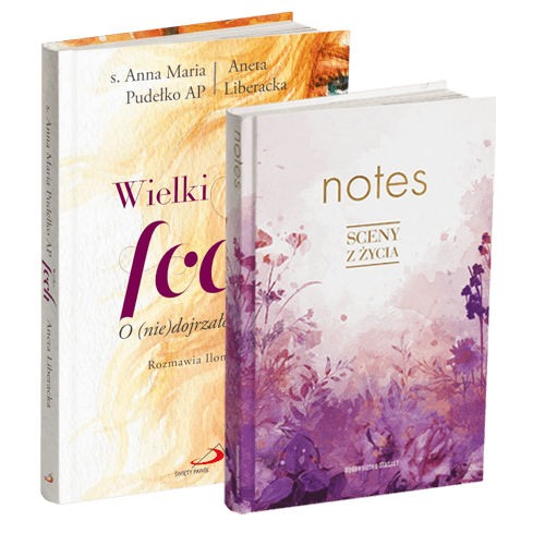 Pakiet Wielki foch + notes